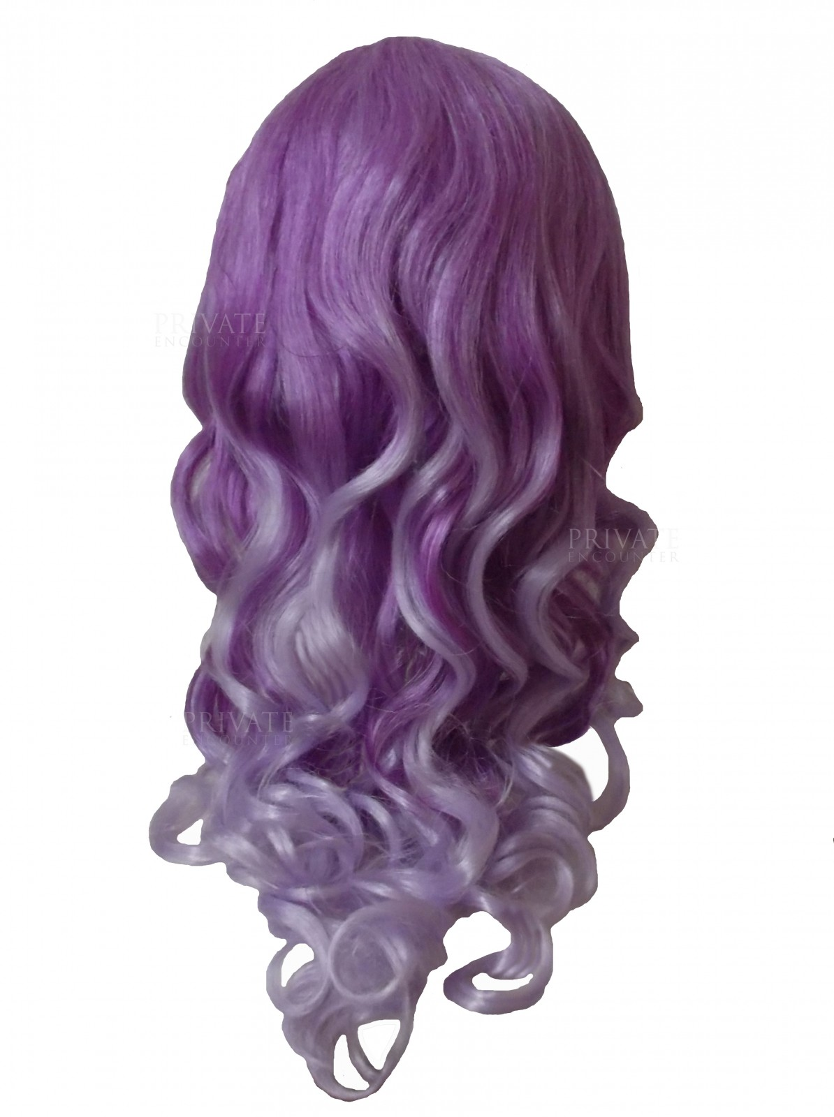 Light Purple Wigs 107